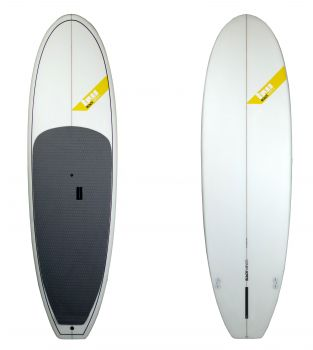 BlackWings 9'0 SUP HONOLUA Cristal Clear