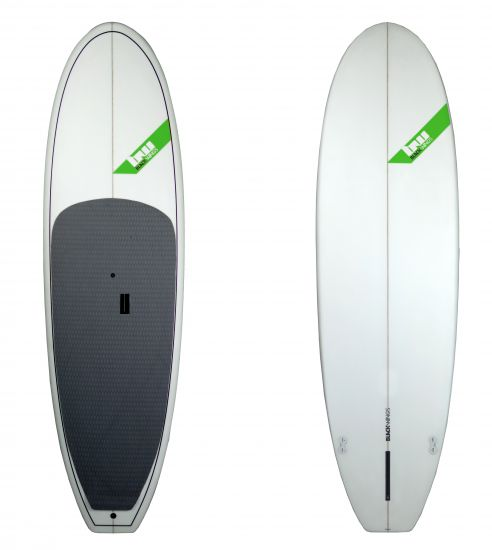 BlackWings 9'5 SUP KAILUA Cristal clear