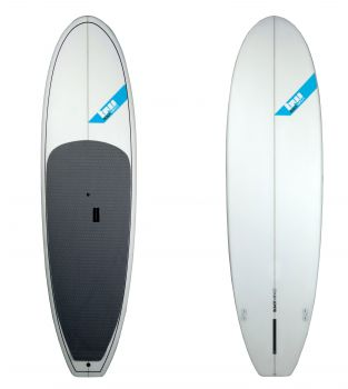 BlackWings 10'0 SUP STAND UP Cristal clear