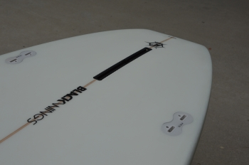 BlackWings 10'5 SUP KAUAI honey comb