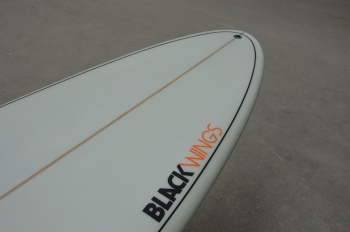 BlackWings 8'2 FISH 8BALL cristal clear