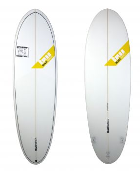 BlackWings 6'0 EGG BISCUIT  cristal clear