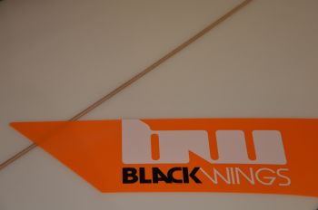 BlackWings 8'0 MINI MALIBU cristal clear