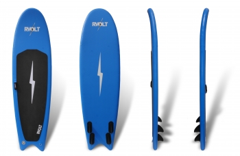 Surf AIR gonflable Rvolt 8'0