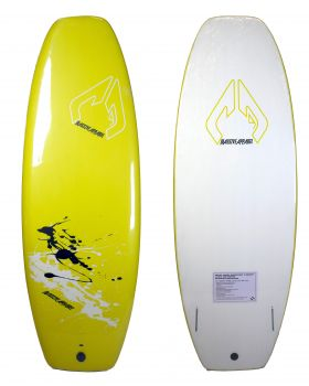 Strong surf Massive Apparel 5'5""