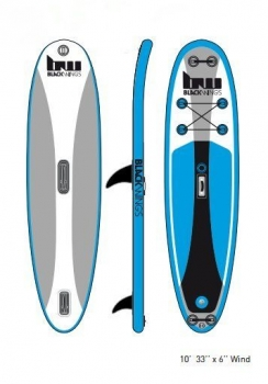 "SUP gonflable BW 10'0 x 33 x 6"" wind"
