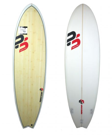 Perfect Stuff 6'0 FISH White