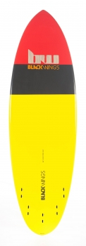 BlackWings 5'8 new school THE DIVER POD